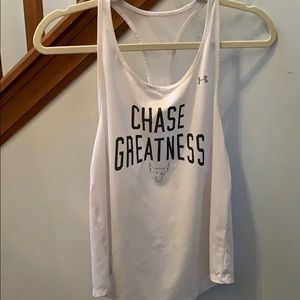 The Rock Collection Chase Greatness Tank